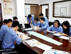 康道智能股份企业相册:研发部会议
