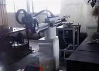 冲压机械手(压铸)视频