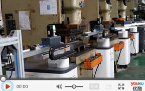 五联机冲压自动化生产线