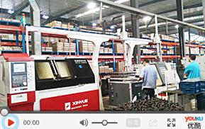 汽车零部件机加工自动化生产线
