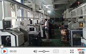 铜六角棒料机加工多联机自动化生产线