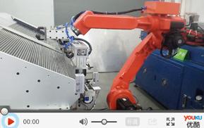 6轴机器人-折弯自动化生产线案例
