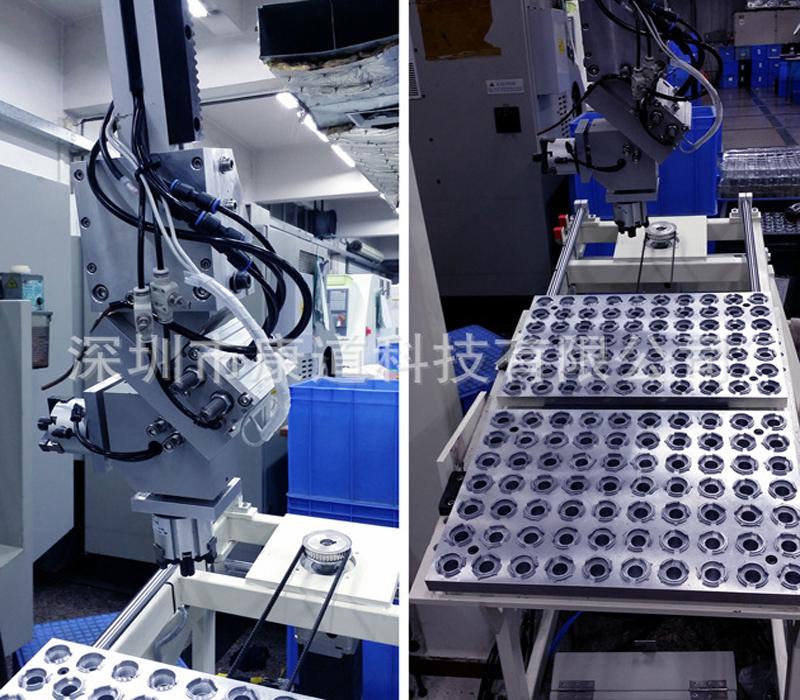 数控车床自动上下料机械手(重型)