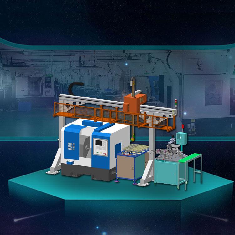 单机版桁架机器人-重型