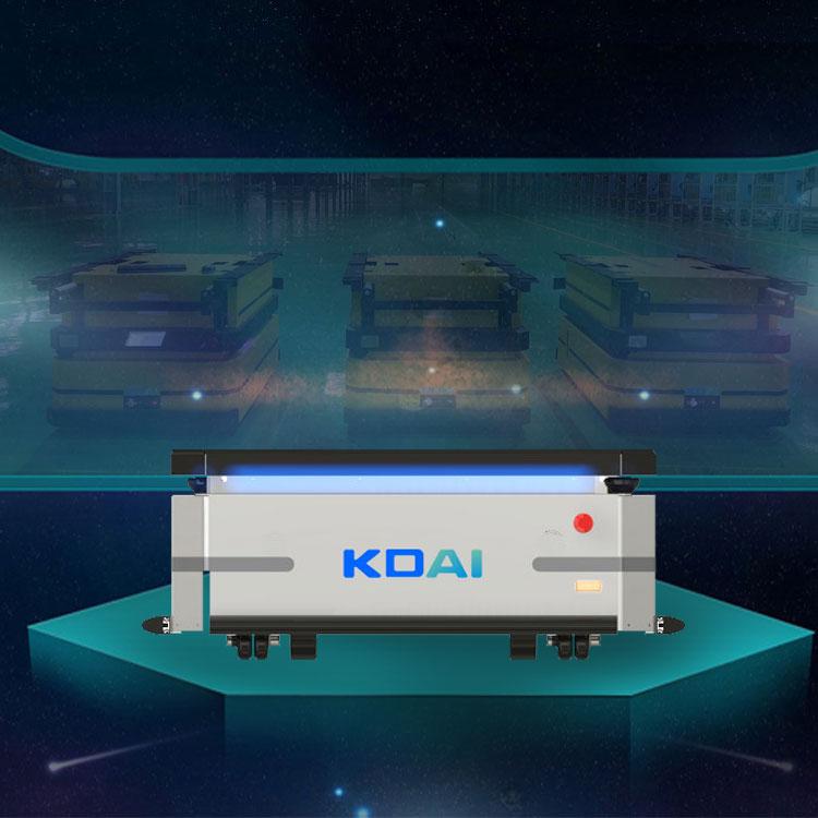 全向移动机器人(EMMA1000)