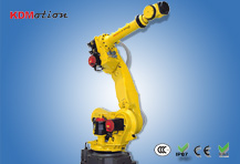 数控加工中心上下料机器人-多关节工业机器人