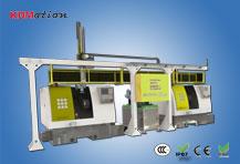 数控机床连线自动化生产线,重型自动上下料机器人