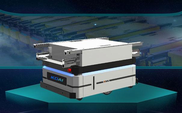 激光导航AGV小车(500KG)