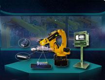 CCD机器视觉系统
